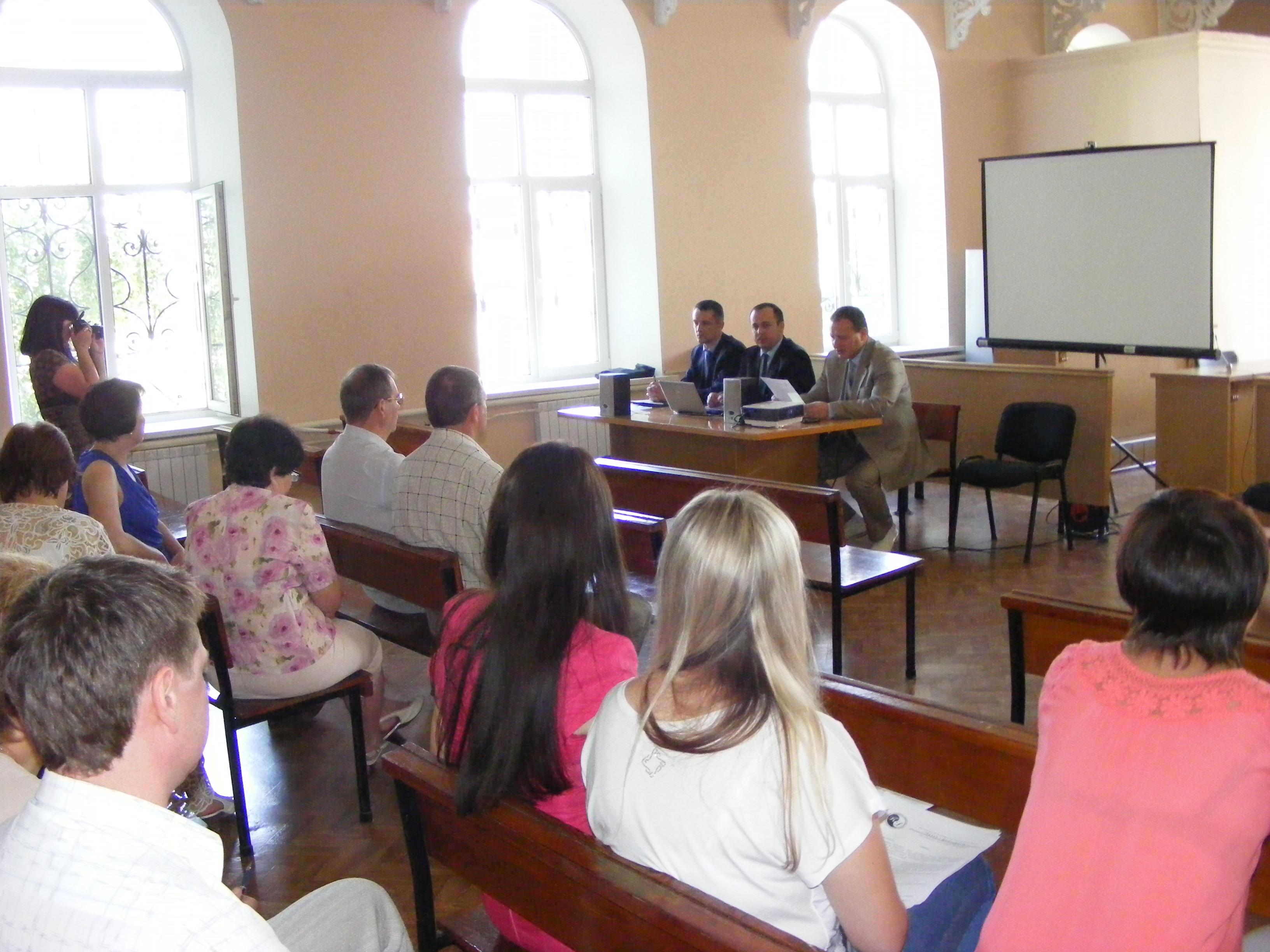 <!--:UK-->У  Апеляційному суді Кіровоградської області суду відбувся тренінг для суддів, працівників апарату щодо покращення рівня навиків спілкування та роботи з особами з інвалідністю<!--:-->