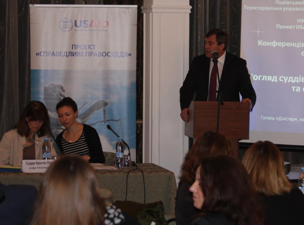 <!--:UK-->У Львові обговорено доступ до правосуддя та судових послуг<!--:-->