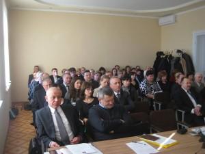 У Львові відбулась зустріч із керівництвом судів Львівської області по проведенню зовнішнього оцінювання з використанням методології карток громадянського звітування