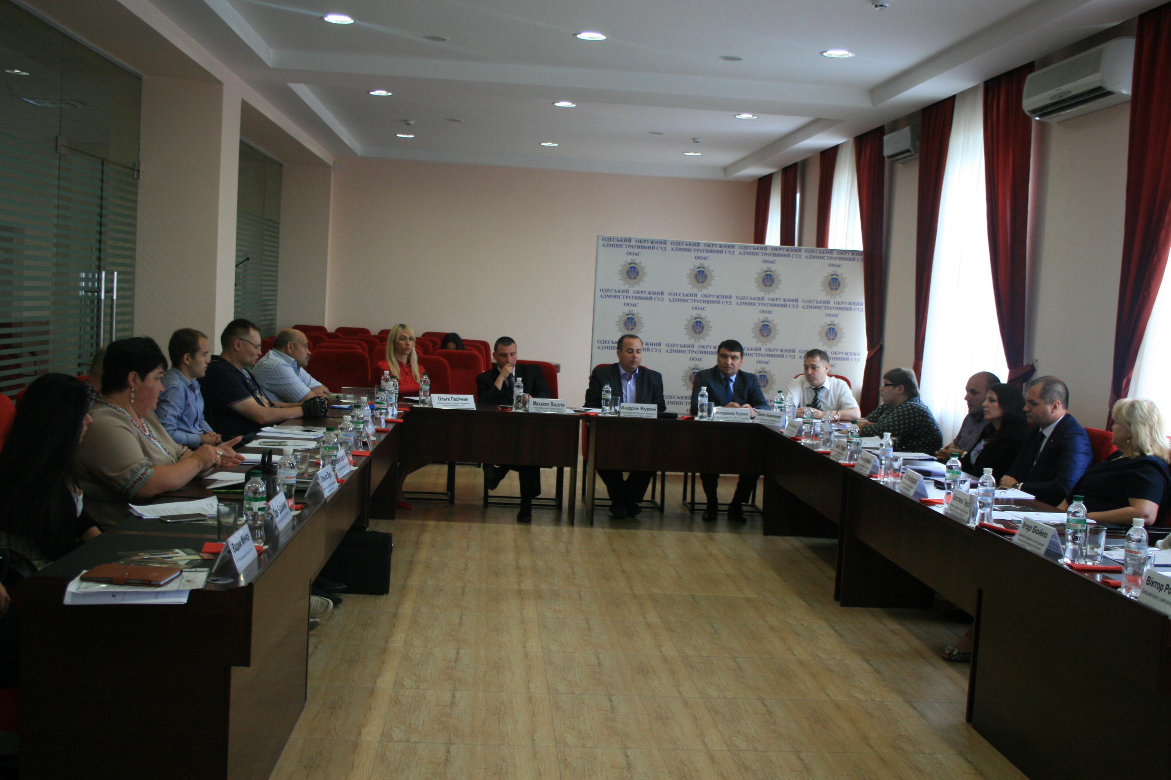 Суди Одесщини частково доступні для осіб з обмеженими фізичними можливостями