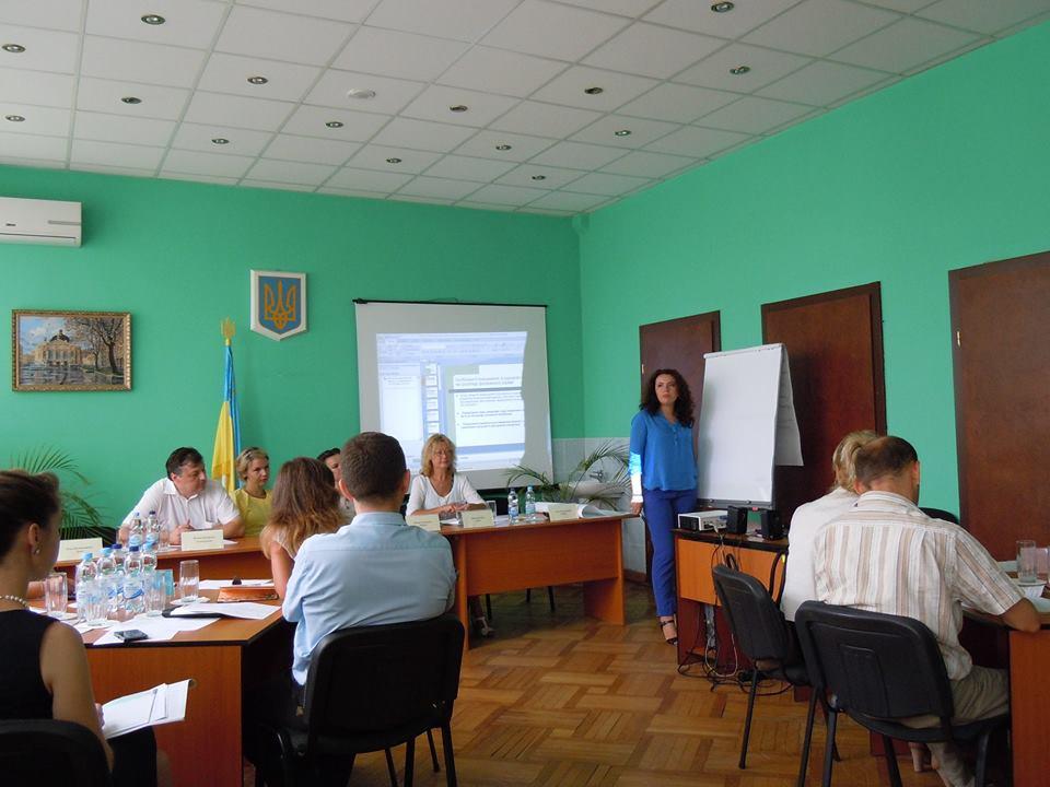 Прес-секретарі апеляційних та місцевих судів загальної юрисдикції Львівщини підвищили професійний рівень