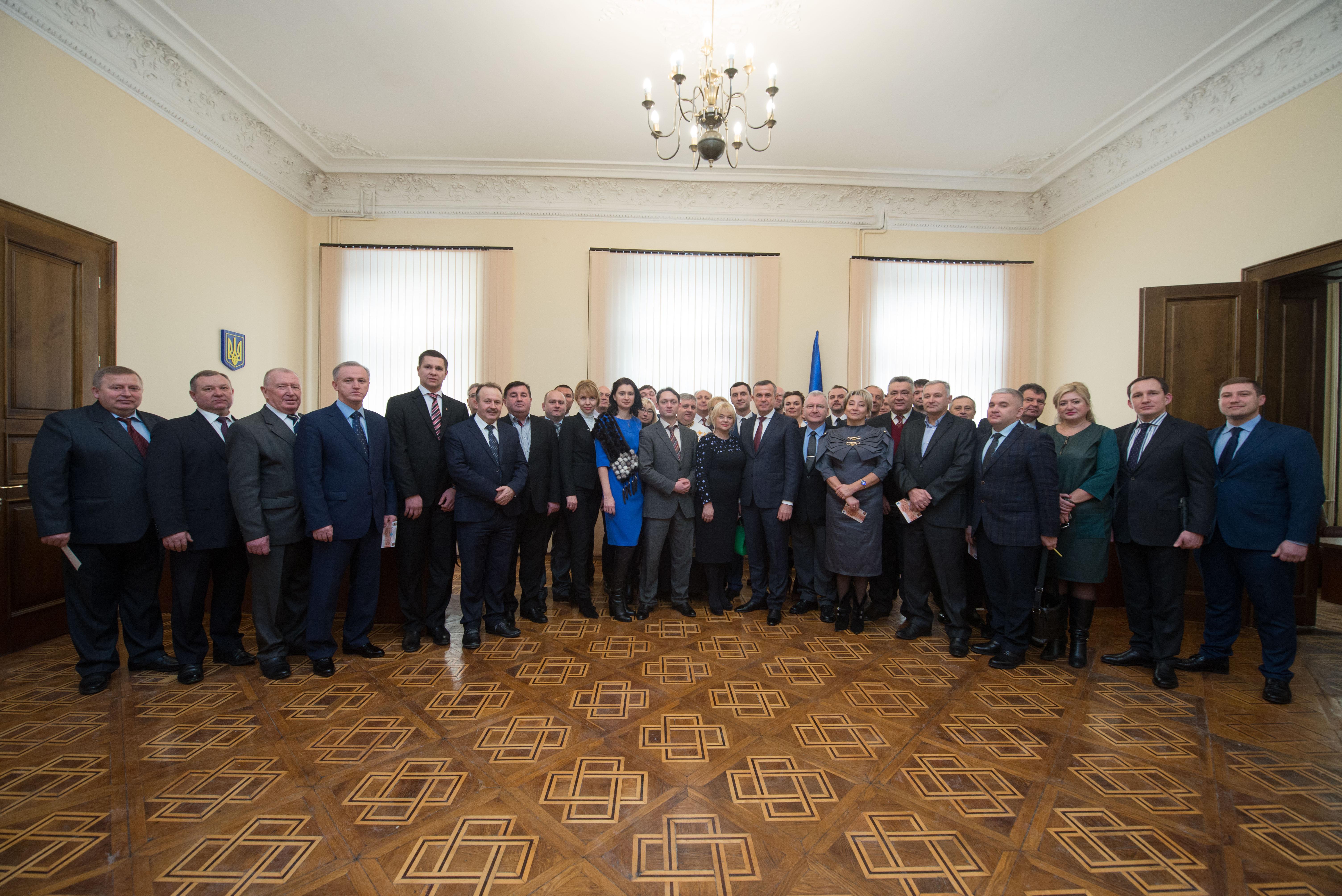 Система правосуддя Львівщини отримала три нові приміщення