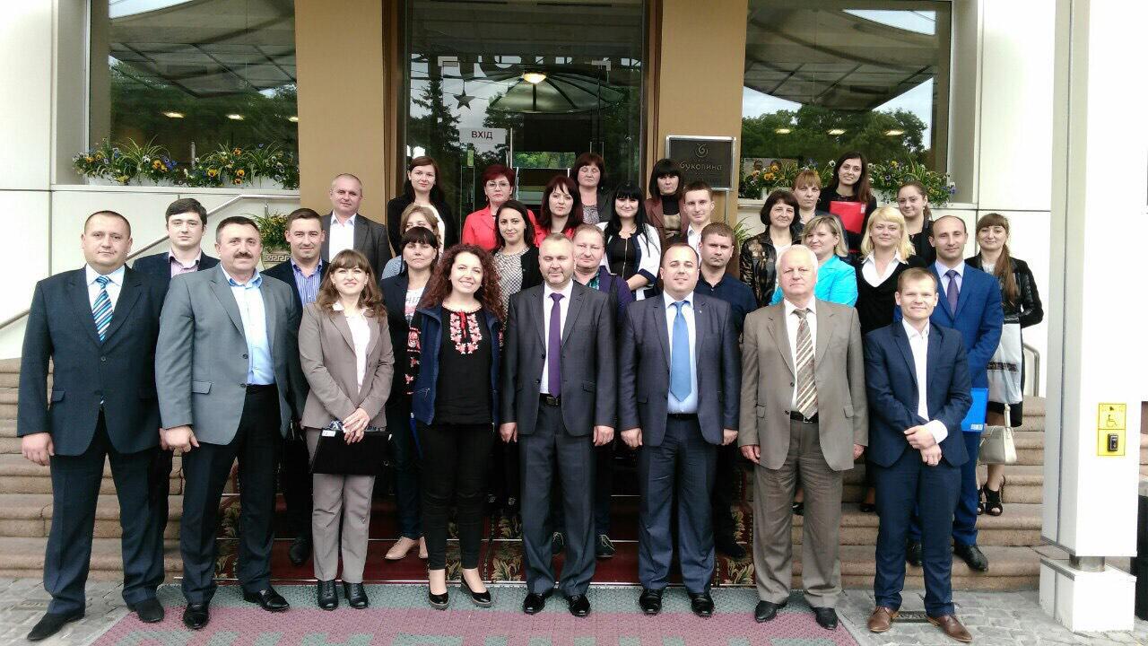 Працівники апаратів судів Буковини прийняли участь у навчальних семінарах