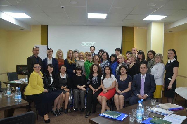 Покращення рівня навиків спілкування та роботи працівників суду Вінничини із людьми з інвалідністю