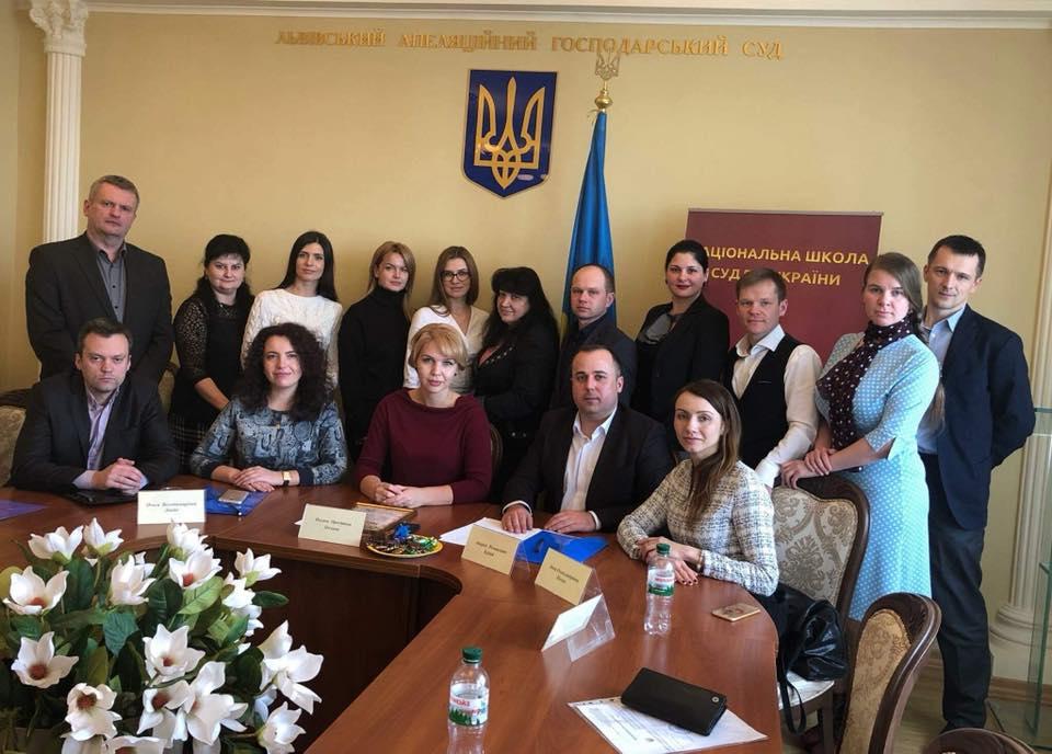 У Львові відбувся навчальний семінар для суддів щодо покращення комунікаційних навичок у роботі із людьми з інвалідністю.