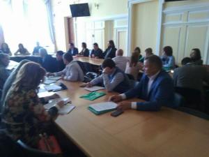 У Харкові відбувся навчальний семінар для суддів щодо покращення комунікаційних навичок у роботі із людьми з інвалідністю.