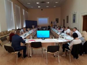 У м. Вінниця відбувся навчальний семінар для суддів щодо покращення їх комунікаційних навичок у роботі із людьми з інвалідністю.