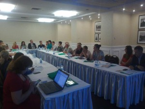 У м. Києві відбувся круглий стіл на тему: «Покращення рівня доступності правосуддя для людей з інвалідністю».