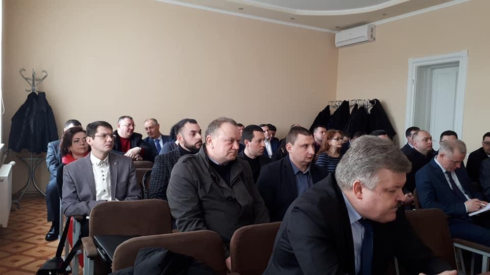 Робоча зустріч з представниками судів Львівської області