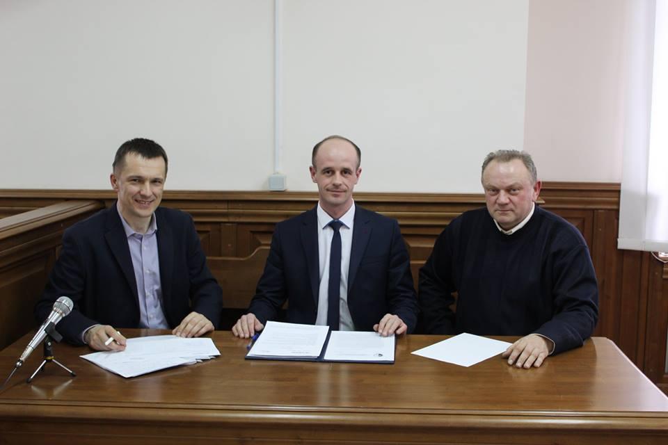 Робоча зустріч з представниками судів Тернопільської області