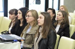 """Експертами Фонду """"Право і Демократія"""" проведено навчання для працівників судів Закарпатської області з питань застосування методології КГЗ."""