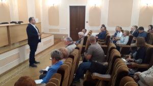 Представники громадськості Одеси відвідали тренінг з толерантності та недискримінації