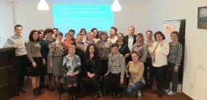 У Львові відбувся навчальний семінар для перекладачів жестової мови, які здійснюють переклад у судах