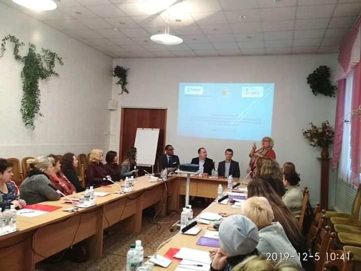 У м. Києві відбувся навчальний семінар для перекладачів жестової мови